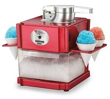 Snow Cone Maker Slushie Machine JM Posner NEW