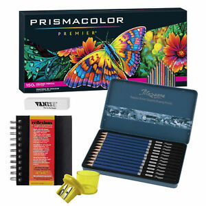 Prismacolor Colored Pencil 150ct Super Value 5 Piece Set