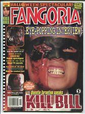 FANGORIA #227 - KILL BILL COVER - HALLOWEEN SPECTACULAR - OCTOBER/2003