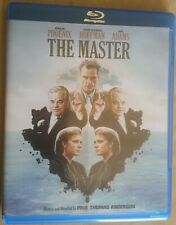 THE MASTER Blu-ray PHILIP SEYMOUR HOFFMAN, AMY ADAMS, JOAQUIN PHOENIX
