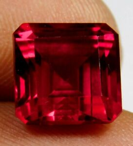 Natural Ruby Loose Stone 9.30 Ct Certified 100/% Natural AAA Shiny Burma Red Ruby Cushion Shape Gemstone Making For Ring SN1233