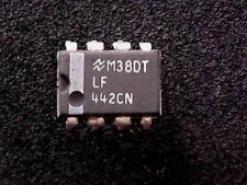 LF442CN - National Semiconductor Dual JFET Op Amp (dip-8) Genuine