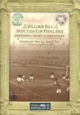 * 2012 SCOTTISH CUP FINAL PROGRAMME - HEARTS v HIBERNIAN *