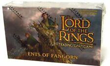 LORD OF THE RINGS TCG - Ents of Fangorn Cards Booster Card Box (Decipher) #NEW