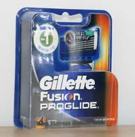 Genuine Gillette Fusion Proglide Flexball Rasierklingen - 4 Nachfüllpatronen