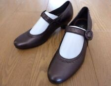 Hotter 100% Leather Upper Material Standard Width (D) Heels for Women
