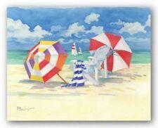 Sunnyside Beach Paul Brent Art Print 12x12