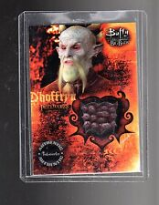 "Buffy ""Big Bads"" PW3  D'Hoffryn costume card"