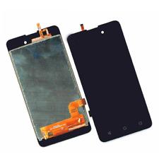 DISPLAY LCD TOUCH SCREEN VETRO PER WIKO SUNNY 2 PLUS NERO BLACK