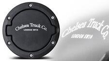 Jeep Wrangler JK Combustible Aleta Negro Chelsea Truck Company