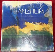 Elizabeth Franzheim, l'oeuvre 1965-1985, Peintures, Works, Paris Art Center