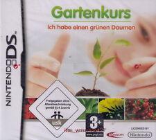 Gartenkurs: Ich Habe Einen Grünen Daumen   NDS NEU
