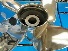 PROPELLER STAINLESS STEEL 14X21 90HP TO 300 PA14214 4 BLADE PROP 31502130 PROP