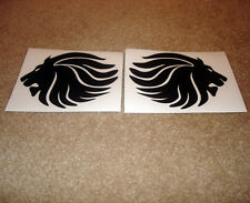 04-05 aprilia Style Lionhead Decals for motorcycles