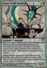 Stone-Cold Basilisk X4 (Unhinged) MTG (NM) *CCGHouse* Magic