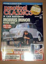 "November Classic Cars, 1960s Transportation Magazines"""