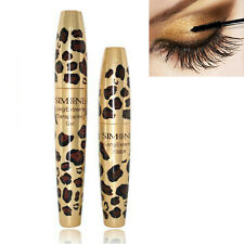 3D Fiber Waterproof Leopard Lash Extension Mascara Eyelash Transplanting Gel W8