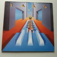 Tako - Self Titled Vinyl LP German 1992 Press EX/EX+