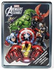 Marvel Avengers Assemble Happy Tin by Parragon Books Ltd (Mixed media product, 2015)