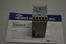 ONE NEW Regent Control TM2222A One Shot Timer,