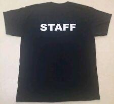X1 Noir XXL personnel Workwear T Shirt dos imprimé unisexe Stedman Le Moins Cher Sur eBay