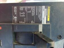 Square D Lja36400U33X 3P 400A I-Line PowerPact Micrologic 3.3 S Circuit Breaker