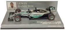 Minichamps Mercedes W06 Japanese GP 2015 - Lewis Hamilton World Champion 1/43