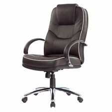 Awesome RS Soho Rome2 Leather Faced Business Executive Office Computer Chair In  Brown