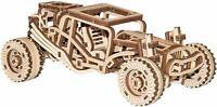 Woodencity Madera Figuras Roadster Coche Figura