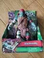 """Teenage Mutant Ninja Turtles 2014 Movie 11"""" Raphael Playmates 91559 TMNT"""