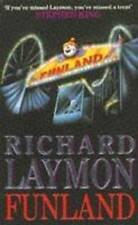 Funland, Laymon, Richard, Used; Good Book, spooky, horror thriller