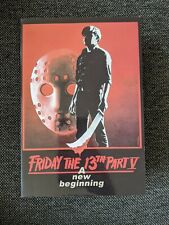 NECA Jason Voorhees Friday The 13th A New Beginning 7 Inch Action Figure