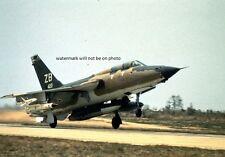 """U.S. Air Force F-105G Thunderchief Fighter Jet 13""""x 19"""" Vietnam War Poster #26"""