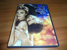 The Time Traveler's Wife (DVD, Widescreen 2010) Rachel McAdams, Eric Bana Used