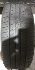 Used 225/55-17 FALKEN AZENIS PT-722 A/S 55R R17 TIRE 7/32nds Treadlife 65%