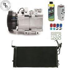 New AC A/C Compressor Plus Drier FITS: 2003 - 2006 Hyundai Santa Fe V6 3.5L DOHC