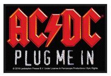 AC/DC PLUG ME IN patch