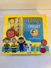 New Peanuts by Shultz Character Crochet Kit