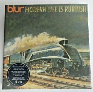 Blur- Modern Life Is Rubbish  2 CD  Box Set