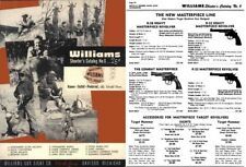 Williams c1956 Shooter's Catalog