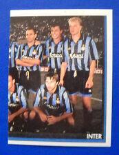 FIGURINA TUTTO CALCIO 93/94 - N. 98 - SQUADRA DX - INTER - new