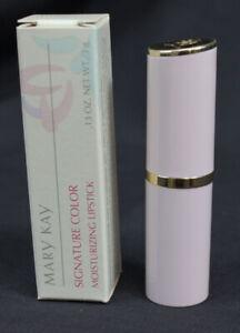 Mary Kay Signature Color Lipstick Moisturizing Ravishing Red NOS Discontinued
