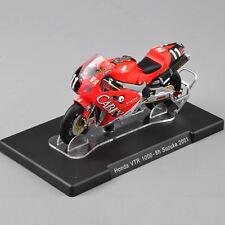 IXO-Altaya1:18 VALENTINO ROSSI Honda VTR 1000-8h Suzuka 2001 Motocycle Toy Model