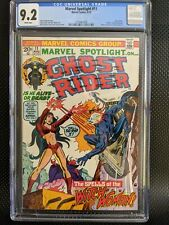 Marvel Spotlight #11 CGC 9.2 WP EARLY GHOST RIDER APPEARANCE