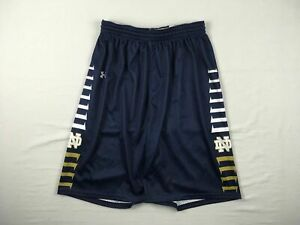 Notre Dame Fighting Irish Under Armour Shorts Men's NEW Multiple Sizes