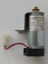 24V DC Motor VDO (now KAG) M42x30/I + IGO 500/2 Encoder 18