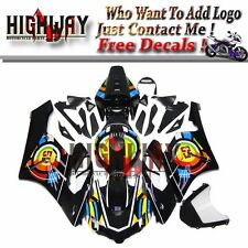 Motorrad Bodywork Fairing Kits Cowling Fit Honda CBR1000RR 2004-2005 black blue