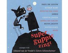 CD SUPERGUPPIE ZINGT various PAUL DE LEEUW wouter hamel E.A. EX+ 2005