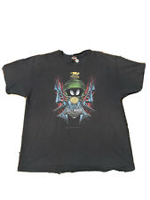 Harley Davidson X Looney Tunes T Shirt Size Xl 2013 Marvin The Martian