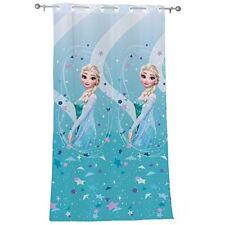 Disney Frozen Ice cortina de Poliéster azul claro 140 X 240 cm